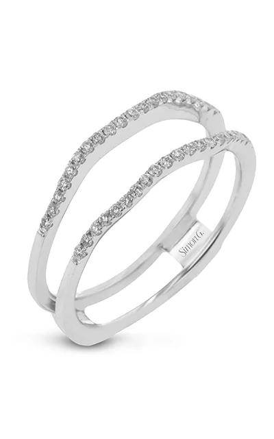 Simon G Wedding Band TR777 product image