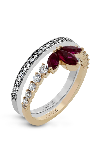 Simon G Fashion Ring Lr2379-r product image