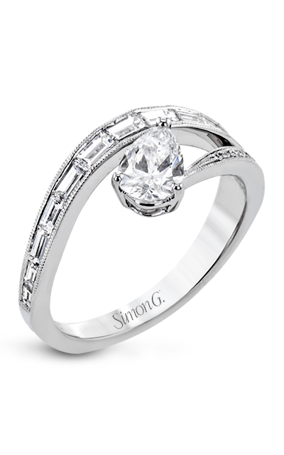 Simon G Engagement Ring Lr2713 product image