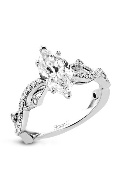 Simon G Semi-Mounts Engagement ring Lr2207-mq product image