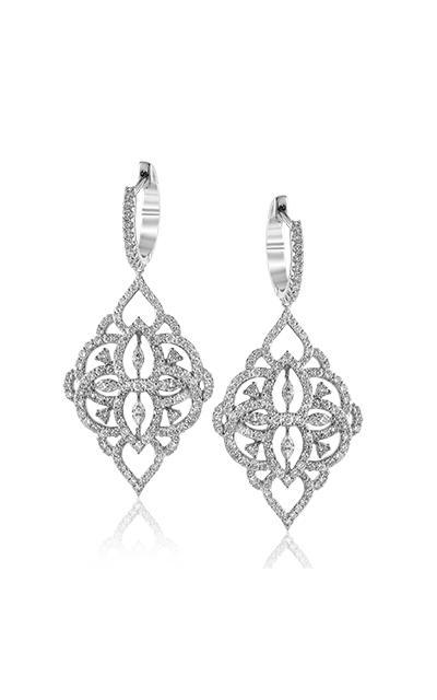 Simon G Trellis Earrings DE202-A product image