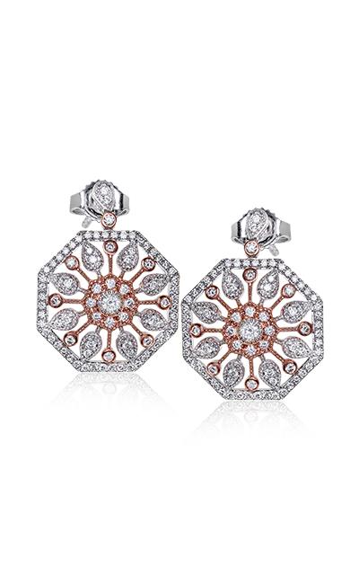 Simon G Trellis Earrings DE257 product image