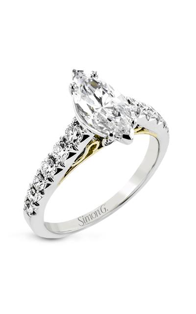 Simon G Neo Engagement Ring LP2356-MQ product image