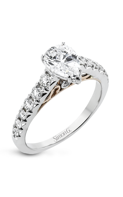Simon G Neo Engagement Ring LP2356-PR product image