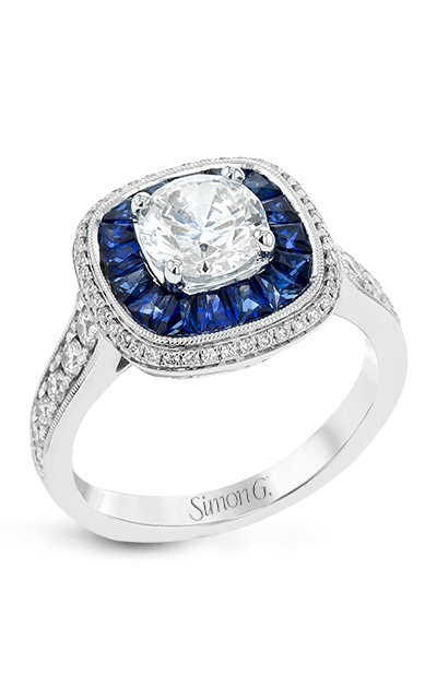 Simon G Engagement Ring LR1126 product image
