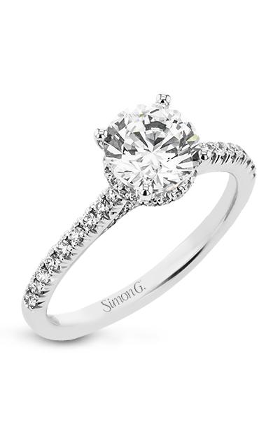 Simon G Underhalo Engagement Ring LR2350 product image
