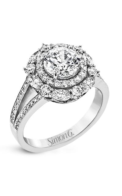 Simon G Engagement Ring LR2386 product image