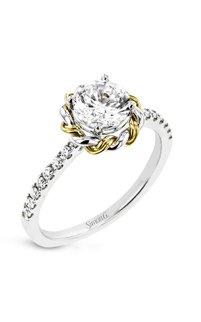 Simon G Twist Engagement Ring LR2636 product image