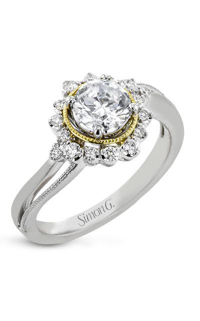 Simon G Supernova Engagement Ring LR2744 product image