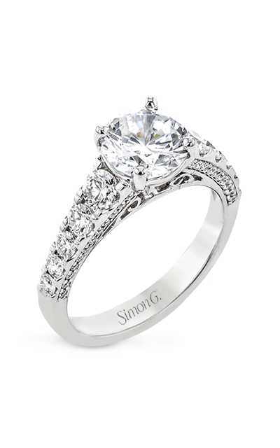Simon G Neo Engagement Ring LR2785 product image