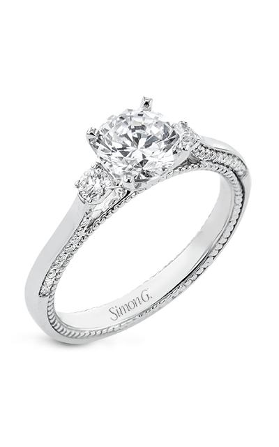Simon G Side Hustle Engagement Ring LR2818 product image