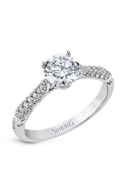Simon G Roxy Engagement Ring TR798 product image