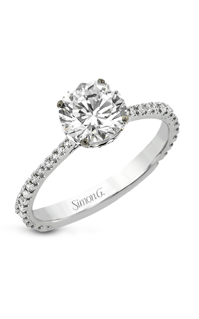 Simon G Engagement Ring LR2835 product image