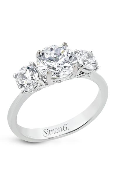 Simon G Flourish Engagement Ring LR2843 product image