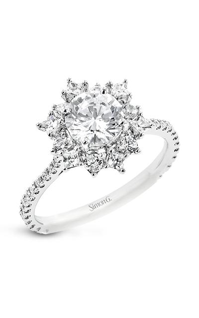 Simon G Supernova Engagement Ring LR2846 product image