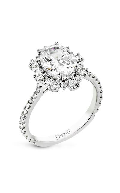 Simon G Supernova Engagement Ring LR2847 product image
