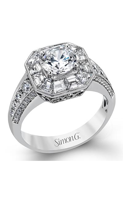Simon G Engagement Ring MR2384 product image