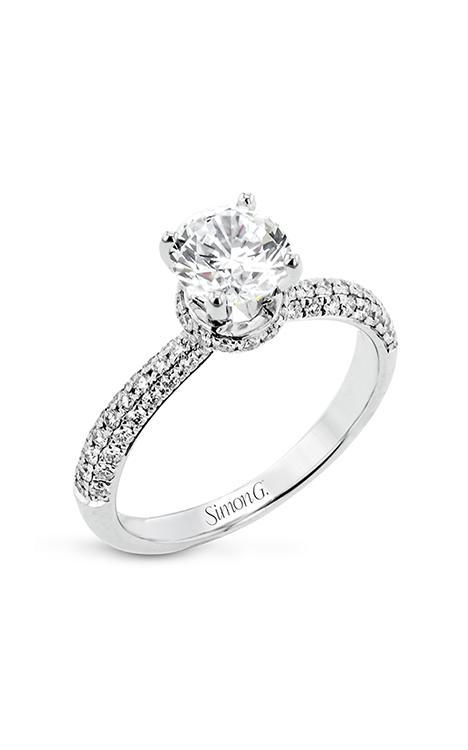 Simon G Underhalo Engagement Ring LR2829 product image