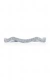 Tacori Ribbon Wedding Band 2565B-1W