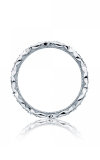 Tacori Sculpted Crescent Wedding Band 46-3ETW