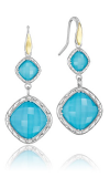 Tacori Crescent Embrace Earrings SE118Y05