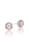 Tacori Crescent Crown Earrings SE105P13
