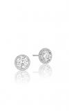 Tacori Bloom Diamond Stud Earrings FE67065