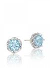 Tacori Crescent Crown Earrings SE10502