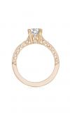 Tacori Classic Crescent Engagement Ring 2578RD6512