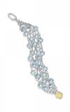 Tacori Cascading Gem Bracelet featuring Sky Blue Topaz SB100Y02