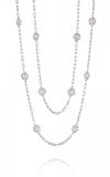 Tacori Crescent Crown Necklace SN10813
