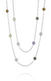 Tacori Crescent Crown Necklace SN108