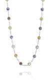 Tacori Crescent Crown Necklace SN137