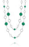 Tacori Crescent Embrace Necklace SN11427