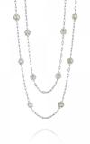 Tacori Crescent Crown Necklace SN10812