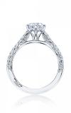 Tacori Petite Crescent Engagement Ring HT2546RD65W