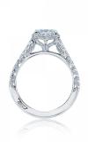 Tacori Petite Crescent Engagement Ring HT2547PR6