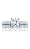 Tacori Sculpted Crescent Engagement Ring 33-25RD65