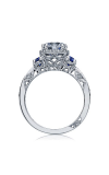 Tacori Dantela Engagement Ring 2628RDSPW