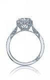 Tacori Dantela Engagement Ring 2639RDP65W