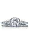 Tacori Dantela Engagement Ring 2623RDSMPW