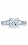 Tacori Reverse Crescent Engagement Ring HT2510PR12XW