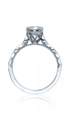 Tacori Sculpted Crescent Engagement Ring 57-2RD65W
