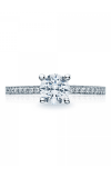 Tacori Sculpted Crescent 41-15RD6W product image