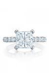 Tacori Petite Crescent HT254525RD8W product image