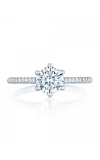 Tacori Petite Crescent HT254615RD65W product image