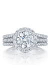 Tacori Petite Crescent HT2551RD75W product image