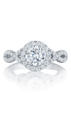Tacori Petite Crescent HT2549RD65W product image