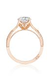 Tacori Ribbon Engagement Ring 2565MDRD75PK