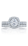 Tacori Full Bloom Engagement Ring 37-2CU65W